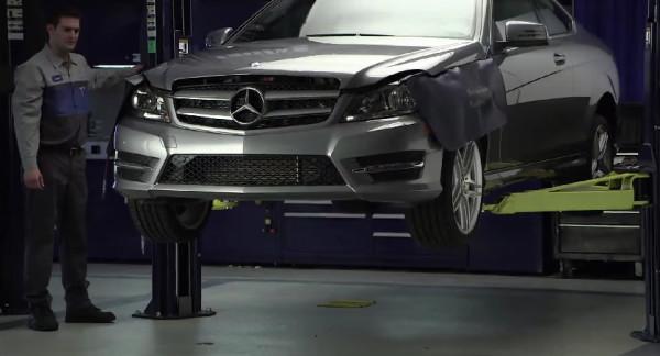 Mercedes-Benz Service - Brooksville, Florida